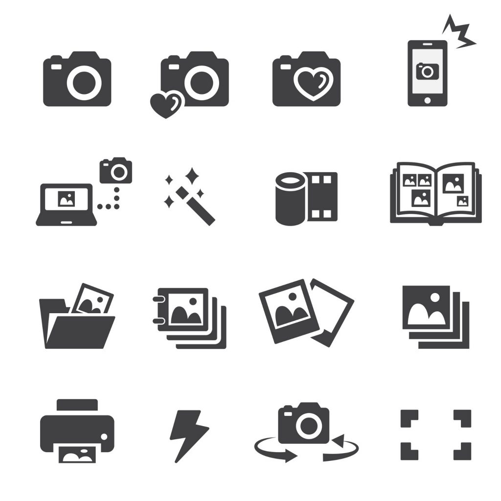 icons photography